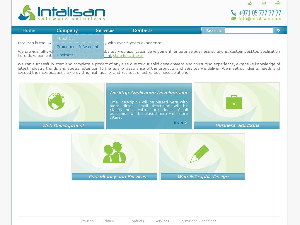 Intalisan site